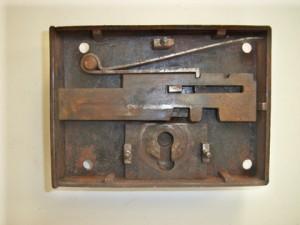 Robert Barron Lock